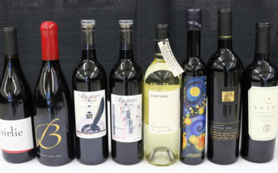 How the Best Wine Labels Seduce and Sell